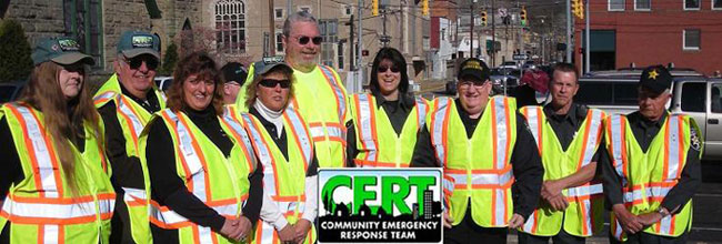 Lewis County Community Emergency Response Team
